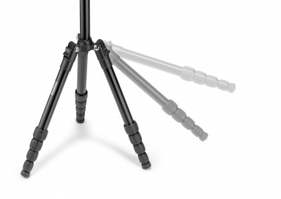 Travel Tripod, Small - Black (legs)